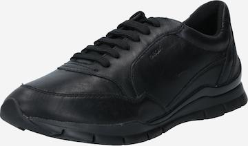 GEOX Sneakers 'Sukie' in Black