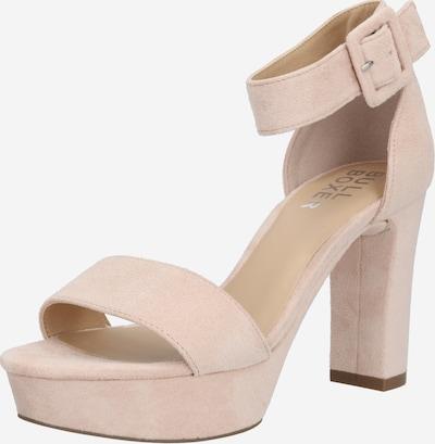 BULLBOXER Sandalen met riem in de kleur Beige / Rosa, Productweergave
