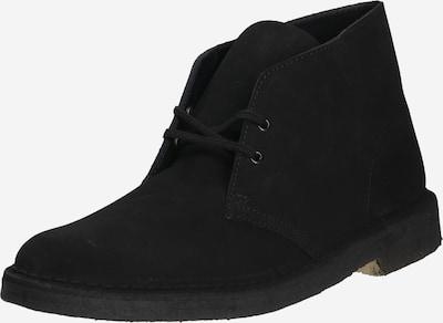 Clarks Originals Desert-Schuhe in schwarz, Produktansicht