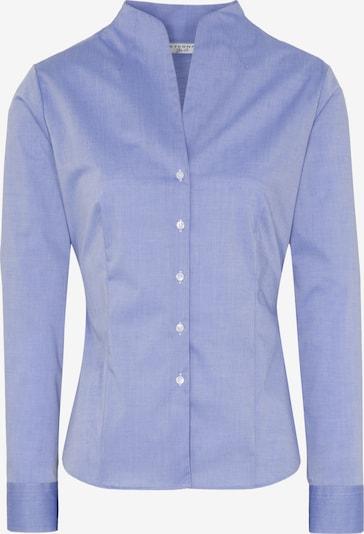 ETERNA Langarm Bluse in blau, Produktansicht