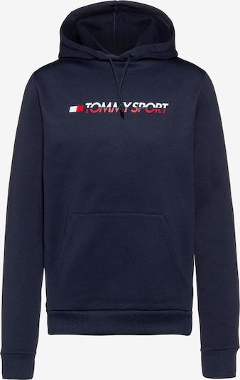 Tommy Sport Hoodie in ultramarinblau, Produktansicht