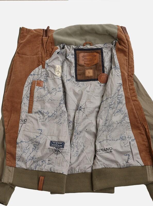 naketano Jacket Zechenkind