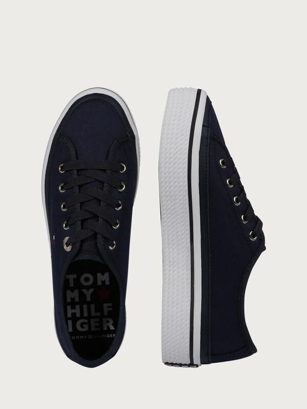 TOMMY HILFIGER Sneaker 'CORPORATE FLATFORM'