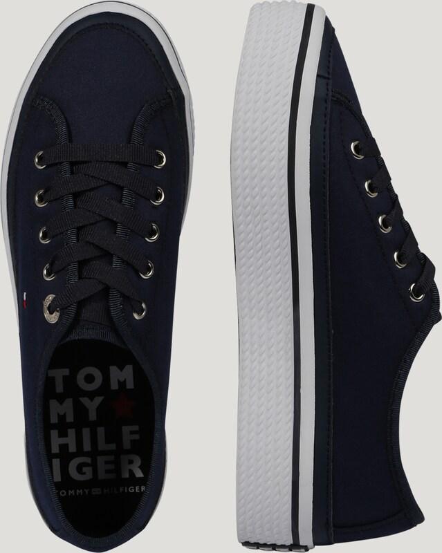 TOMMY HILFIGER Sneaker  CORPORATE FLATFORM