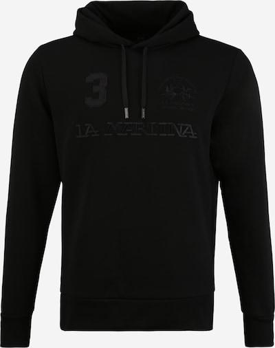 La Martina Sweater majica u crna, Pregled proizvoda