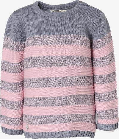 STERNTALER Strickpullover in grau / rosa, Produktansicht