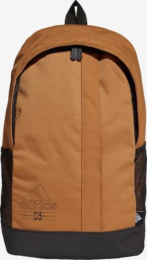 ADIDAS PERFORMANCE Rucksack in braun / schwarz, Produktansicht