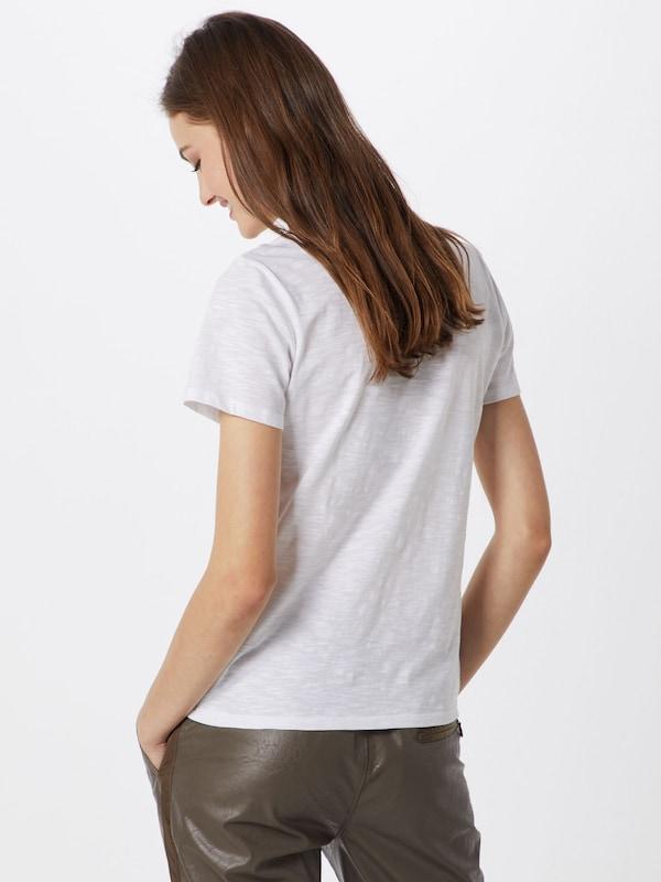 BOSS Shirt 'Temodern' in weiß    Große Preissenkung a77c53