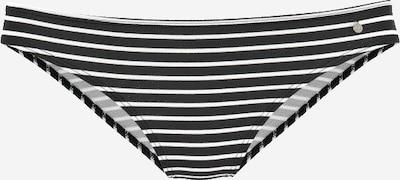 s.Oliver Bikinibroek 'Hill' in de kleur Zwart / Wit, Productweergave