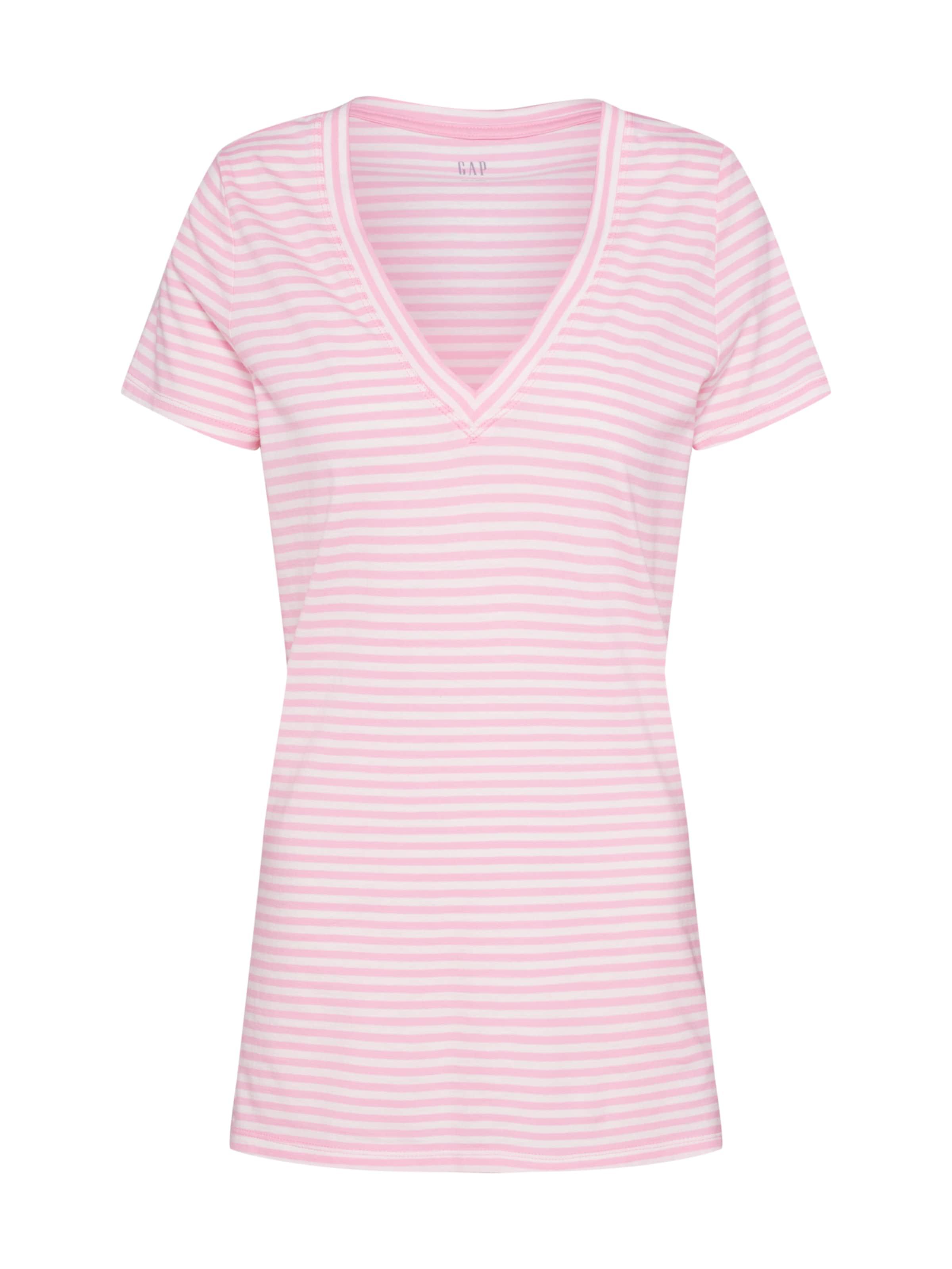 Gap Rib Vnk En Vint RoseBlanc T 'ss shirt Str' nwm8N0