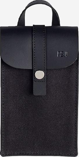 Geantă de umăr 'Equinox Nano' Fitz & Huxley pe negru, Vizualizare produs