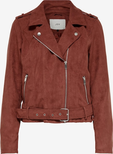 JACQUELINE de YONG Jacke in rostbraun, Produktansicht
