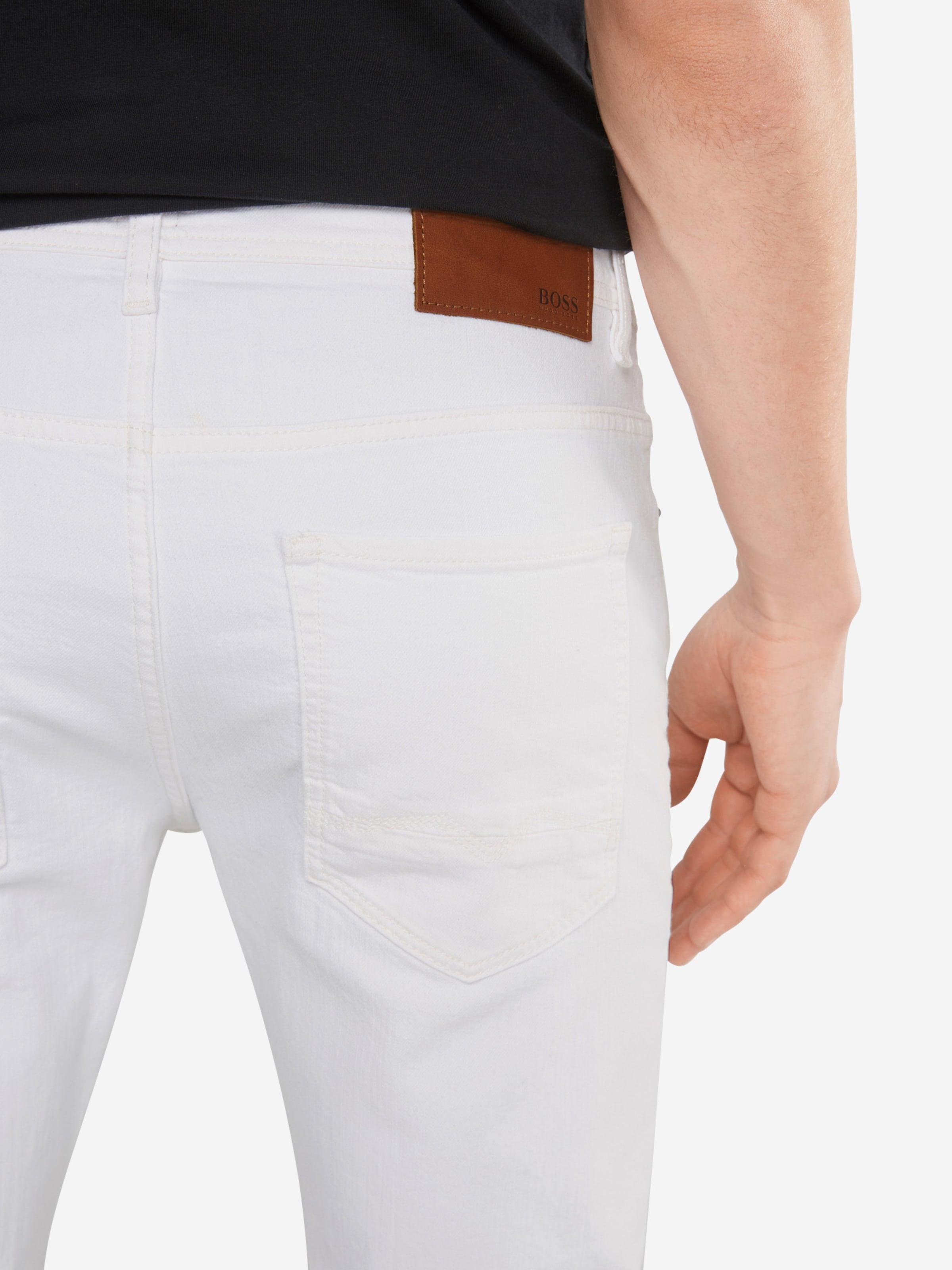 BOSS Tapered Fit Jeans 'Orange90-C' Verkauf Großer Verkauf Freies Verschiffen Zahlen Mit Paypal Neue Ankunft Günstig Online Empfehlen Rabatt gfuOm3