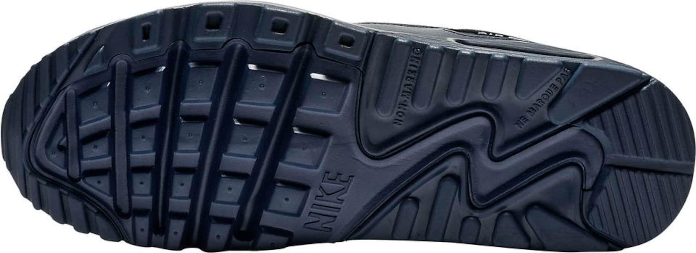 Bg' Navy Sportswear Sneaker Max Nike 90 In 'air Ltr KJ3T1Fcl
