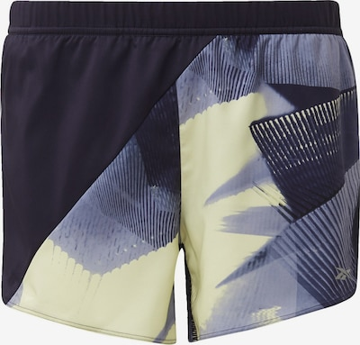 REEBOK Pantalon de sport en mélange de couleurs, Vue avec produit
