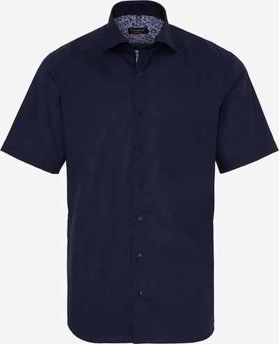 ETERNA Kurzarm Hemd MODERN FIT in blau, Produktansicht
