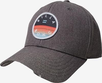 BILLABONG Cap 'Theme Snapback' in grau, Produktansicht