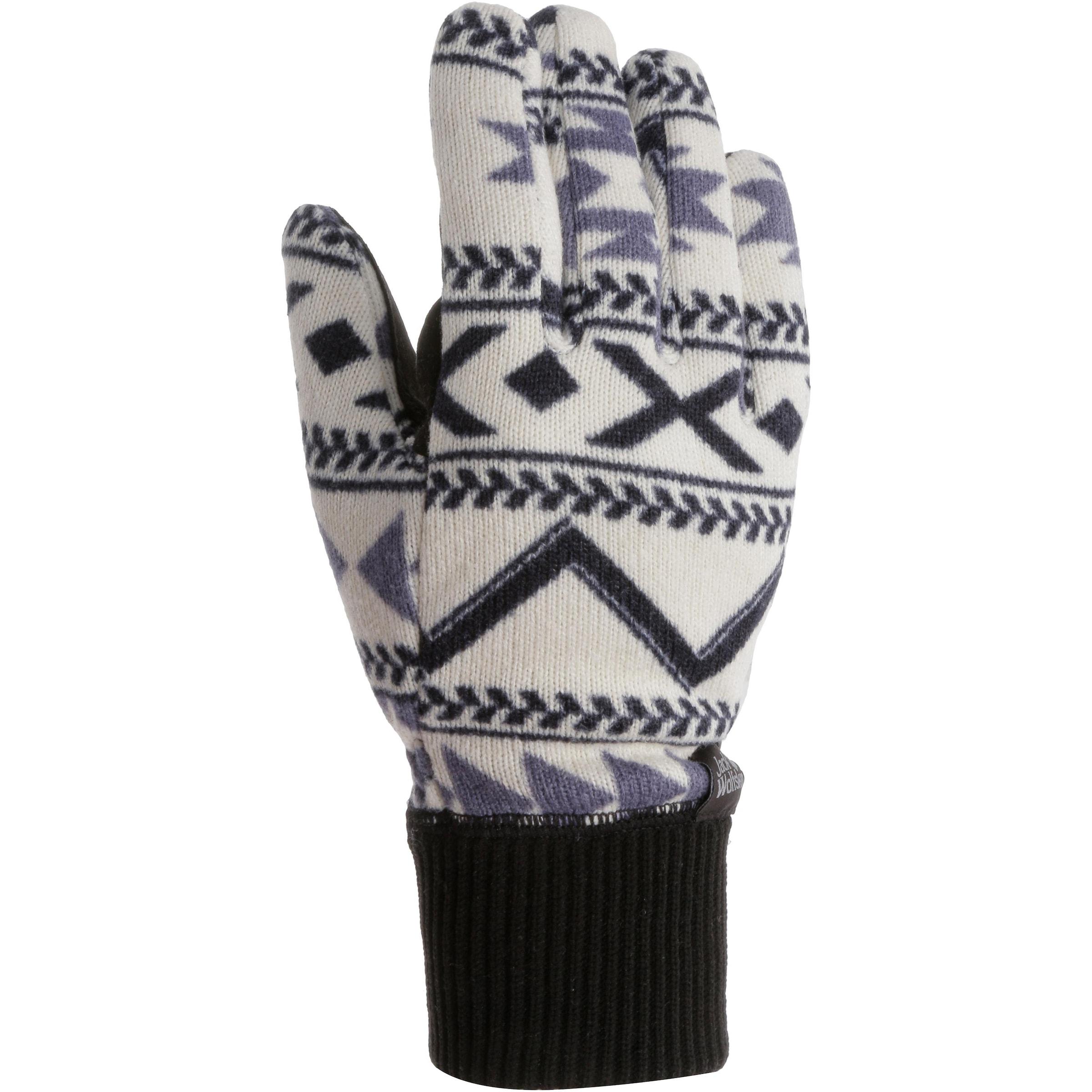 JACK WOLFSKIN 'HAZELTON GLOVE' Fingerhandschuhe Damen Auslassstellen Größte Anbieter Online Günstig Kaufen Manchester Finden Online-Großen Verkauf Neue Und Mode wAVB6msC