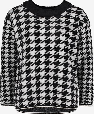 Betty Barclay Pullover in schwarz / weiß, Produktansicht