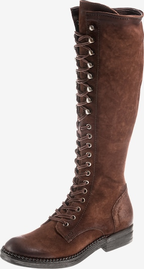 A.S.98 Stiefel in rostbraun, Produktansicht