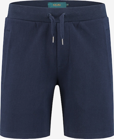 Shiwi Sweatshorts in blau, Produktansicht