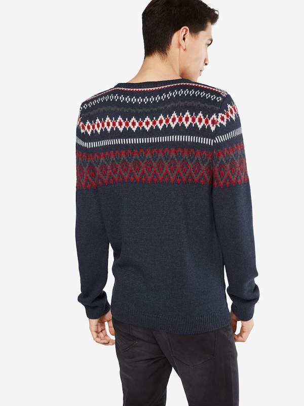Review Pullover Cn Norweger Mult