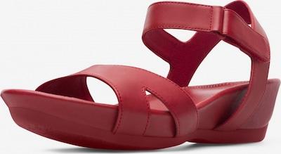CAMPER Sandalen 'Micro' in rot, Produktansicht