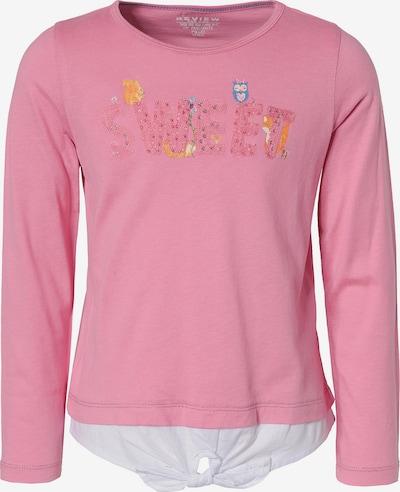 REVIEW FOR KIDS Shirt 'KG-19-T904' in de kleur Gemengde kleuren / Rosa, Productweergave