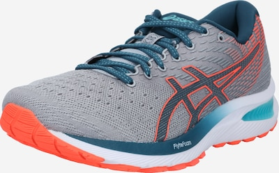 ASICS Sportske cipele 'Gel-Cumulus 22' u siva / zelena / bijela, Pregled proizvoda