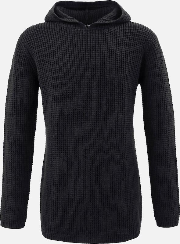Trueprodigy Pullover 'Nico' in schwarz  Bequem und günstig