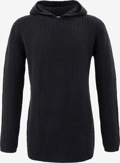 trueprodigy Pullover 'Nico' in schwarz, Produktansicht
