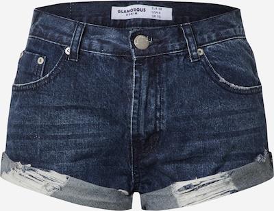 GLAMOROUS Shorts 'KA2975' in blau / blue denim, Produktansicht