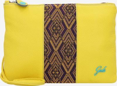 Gabs Tasche 'Beyonce' in indigo / gelb, Produktansicht