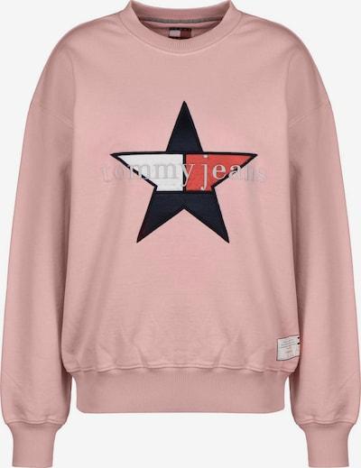 Tommy Jeans Sweat-shirt ' Summer Star W ' en rose, Vue avec produit