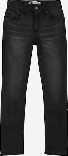 LEVI'S Jeans '512 Slim Taper' in schwarz, Produktansicht