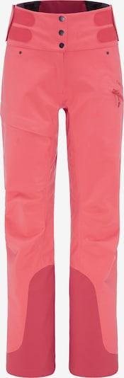 PYUA Skihose 'Creek' in pink, Produktansicht