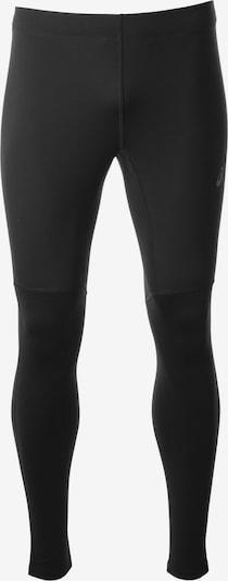 ASICS Pantalon de sport en noir, Vue avec produit