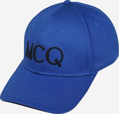 McQ Alexander McQueen Cap 'BASEBALL' in blau / schwarz, Produktansicht