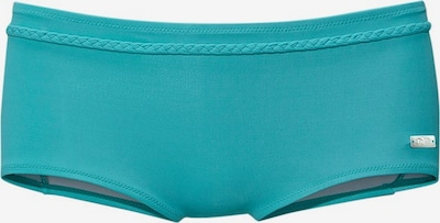 "BUFFALO Hotpants ""Happy"" in aqua, Produktansicht"