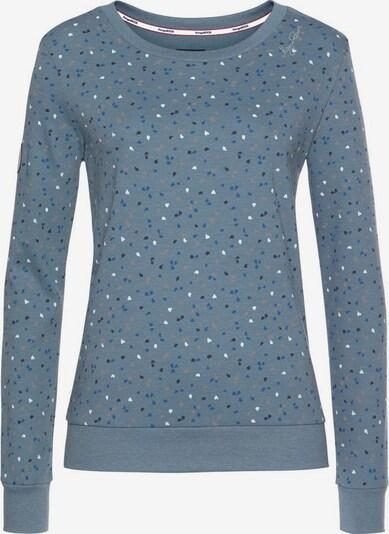 KangaROOS Sweatshirt in rauchblau / mischfarben, Produktansicht
