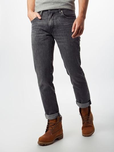 LEVI'S Jean '511' en gris, Vue avec modèle