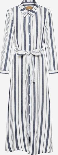 ONLY Kleid in dunkelblau / offwhite, Produktansicht