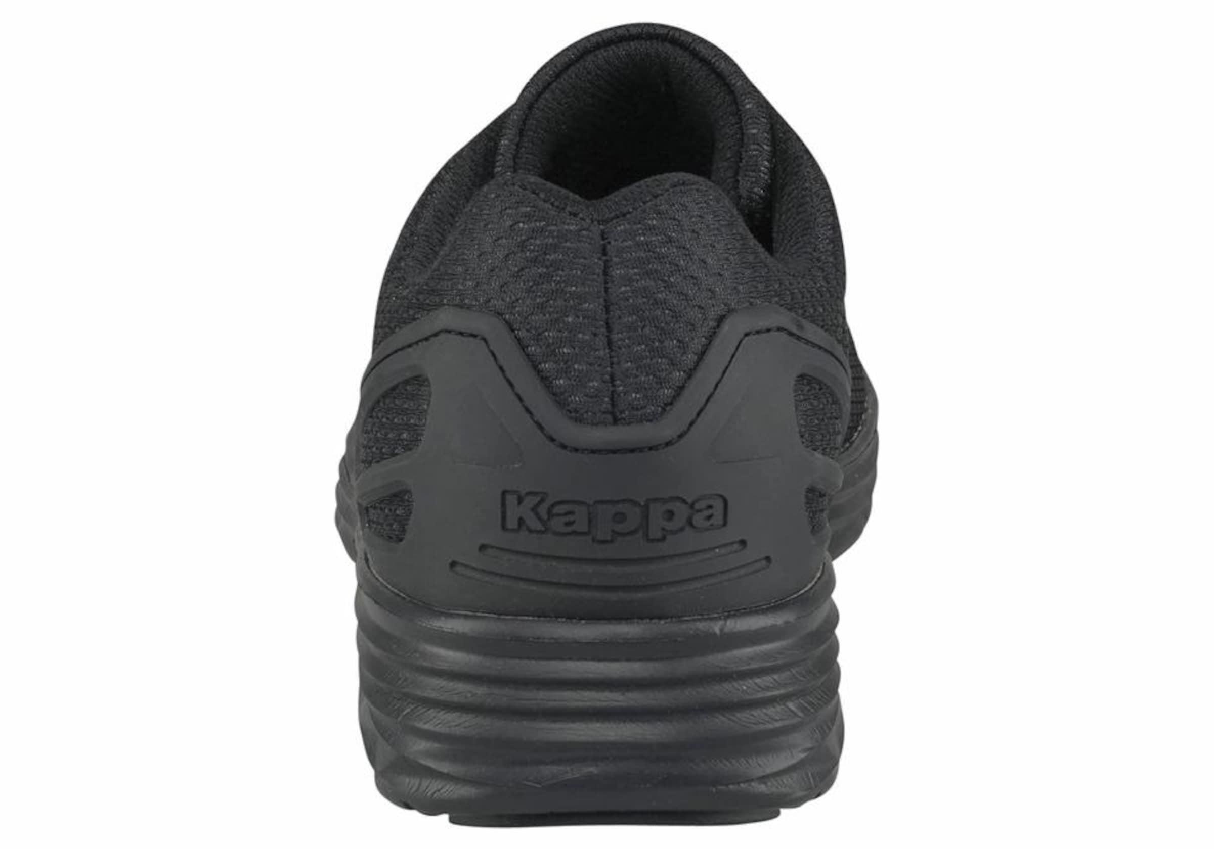 Kappa Schwarz Sneaker In Kappa In 'trust' Sneaker 'trust' j4R5LA
