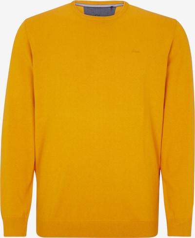 s.Oliver Men Big Sizes Pullover in goldgelb, Produktansicht