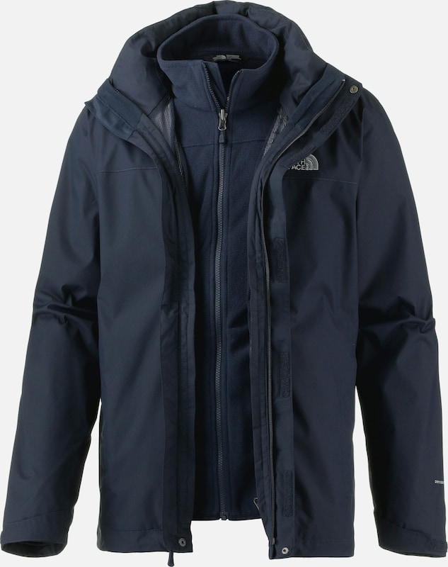 THE NORTH FACE Jacke 'Evolve II' in navy, Produktansicht