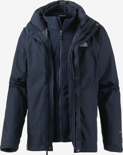 THE NORTH FACE Veste outdoor 'Evolve II' en bleu marine, Vue avec produit