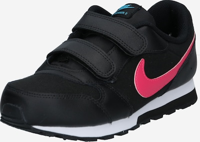 Nike Sportswear Baskets 'Md Runner 2' en rose / noir, Vue avec produit