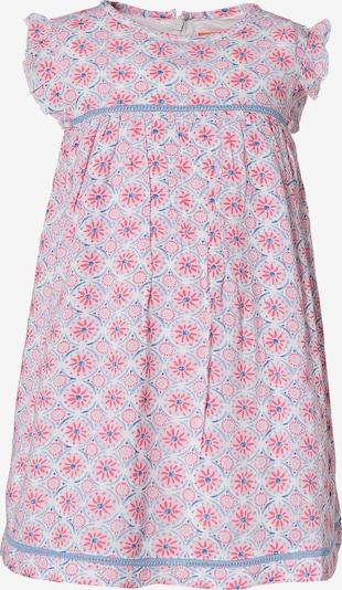 STACCATO Kleid in blau / pink / weiß, Produktansicht
