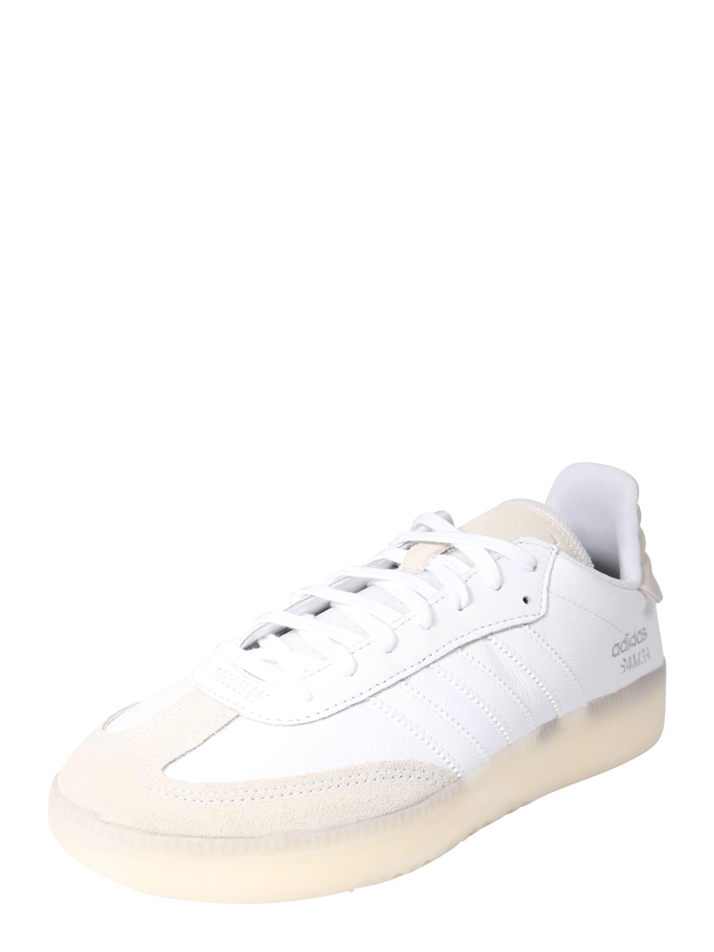 Clair 'samba' Adidas Blanc Baskets En Originals Basses Gris AxaqTwS