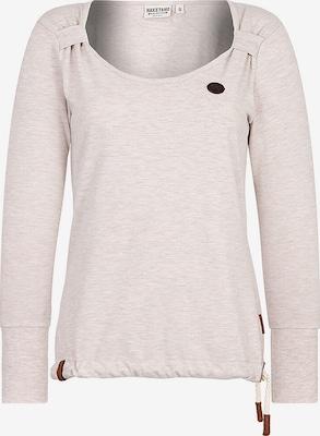 Naketano T Shirt Streifenmuster Casual Look